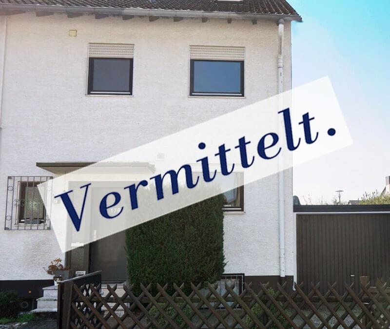Doppelhaus in Rodenbach