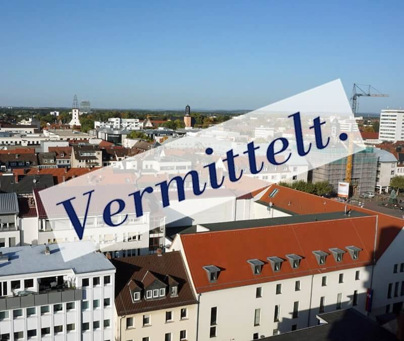 Etagenwohnung in Hanau Stadtmitte