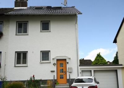Doppelhaushälfte in Rosbach vor der Höhe, verkauf, Garten, Balkon, Terrasse
