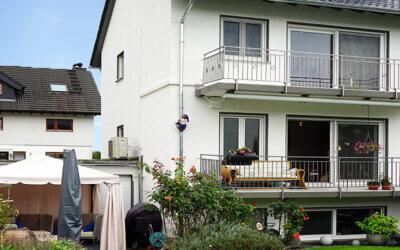Doppelhaushälfte in Rosbach von der Höhe