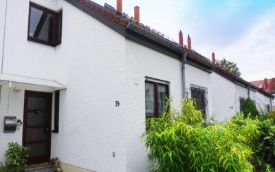 Reihenmittelhaus in Frankfurt/Fechenheim
