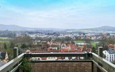 Dachgeschosswohnung in Gelnhausen