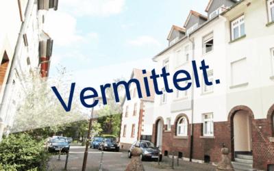 Dachgeschosswohnung in Hanau