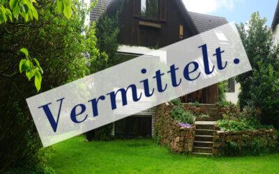 Einfamilienhaus mit Einliegerwohnung in Linsengericht-Großenhausen