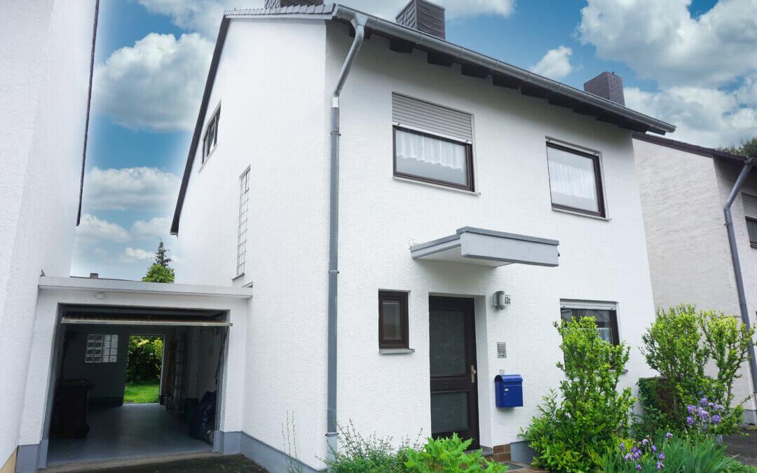 Freistehendes Reihenhaus in Hanau