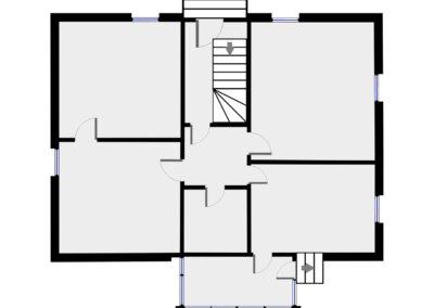Erdgeschoss Haus
